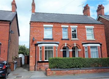 Thumbnail 4 bed semi-detached house for sale in Chester Road, Middlewich
