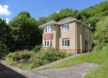 Thumbnail 3 bed detached house for sale in Davies Road, Pontardawe, Swansea