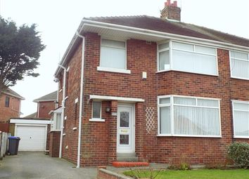 Thumbnail 3 bedroom property to rent in Devonshire Road, Blackpool