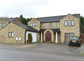 Thumbnail 5 bed detached house for sale in Coach House Close, Bradford, West Yorkshire