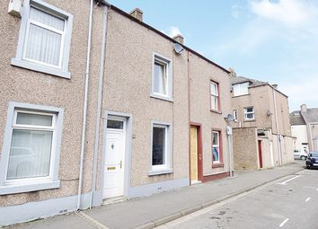 2 bed terraced house for sale in Chambers' St, Workington, Cumbria CA14