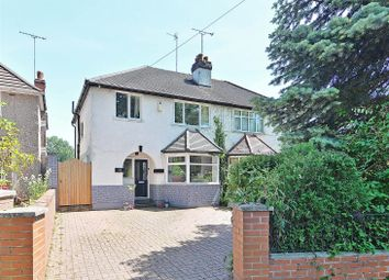 Thumbnail 3 bed semi-detached house for sale in Billesley Lane, Moseley, Birmingham