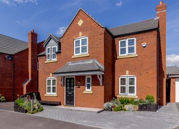Thumbnail 4 bed detached house for sale in Shirebrook Close, St. Helens