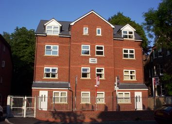 Thumbnail 2 bedroom flat for sale in Alexandra Road South, Whalley Range