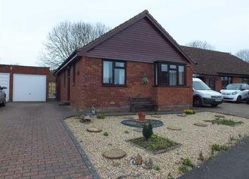 Thumbnail 2 bed detached bungalow for sale in Danvers Way, Westbury, Wiltshire