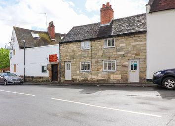 Thumbnail 2 bed semi-detached house for sale in Castle Street, Derby, Derbyshire
