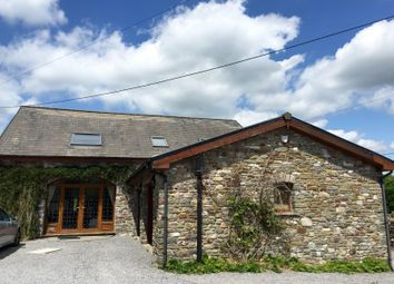 Thumbnail 4 bed barn conversion to rent in Nantgarw, Cardiff