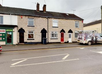Thumbnail 2 bedroom terraced house for sale in High Street, Silverdale, Newcastle