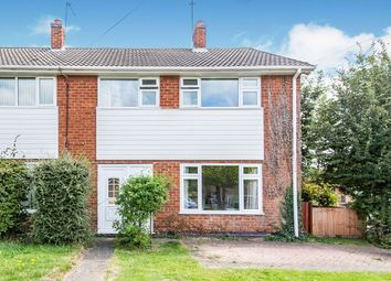 Thumbnail 3 bed semi-detached house to rent in Borrowdale Way, Loughborough