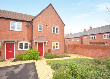 Thumbnail 3 bed end terrace house for sale in Albert Close, Stratford-Upon-Avon