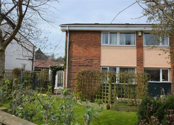 Thumbnail 3 bed semi-detached house for sale in Hungate Court, Hunmanby, Filey