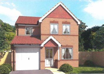 Thumbnail 3 bedroom detached house for sale in Roman Meadows, Hackthorn Road, Welton, Lincoln