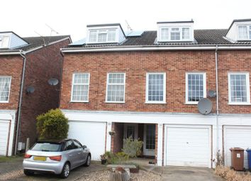 Thumbnail 3 bedroom town house for sale in Unicorn Place, Bury St. Edmunds