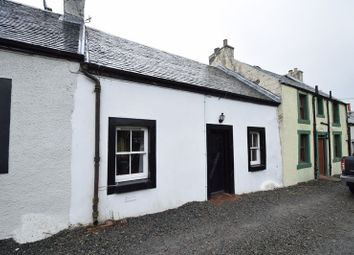 Thumbnail 2 bed cottage for sale in Symington Street, Leadhills, Biggar