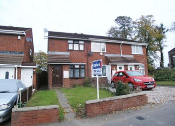 Thumbnail 2 bedroom terraced house for sale in Brierley Hill, Brockmoor, Leys Road