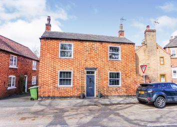 Thumbnail 3 bed detached house for sale in The Green, Collingham, Newark