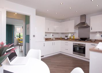"Thumbnail 3 bed end terrace house for sale in ""Archford"" at Mahaddie Way, Warboys, Huntingdon"