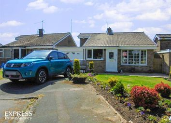 Thumbnail 3 bed detached bungalow for sale in Jervaulx Road, Morton On Swale, Northallerton, North Yorkshire