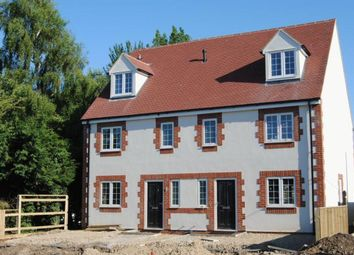 Thumbnail 4 bed semi-detached house to rent in Hinton Road, Longworth, Abingdon