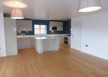 Thumbnail 3 bed flat to rent in Vernier Crescent, Medbourne, Milton Keynes