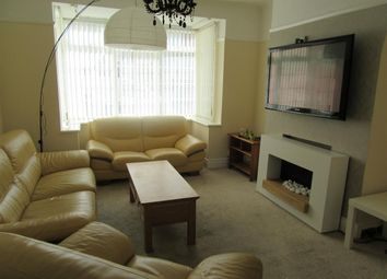Thumbnail 5 bed semi-detached house to rent in Hadrian Road, Fenham, Newcastle Upon Tyne