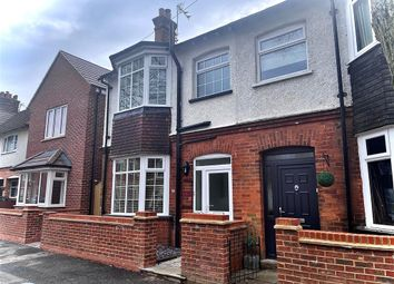 Thumbnail 4 bed end terrace house for sale in Kingsley Avenue, Kettering