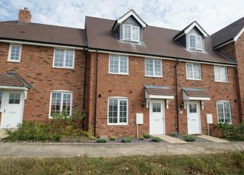 Thumbnail 3 bed terraced house to rent in Fleece Close, Andover Down, Andover