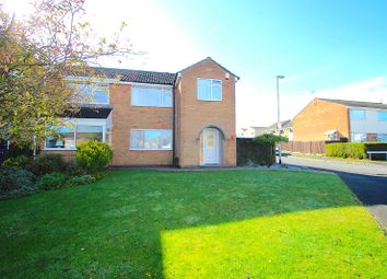 Thumbnail 3 bed semi-detached house for sale in Parkstone Road, Desford, Leicester