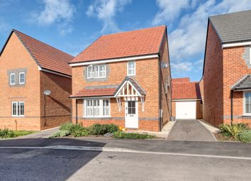 Thumbnail 4 bed detached house for sale in Swallows Close, Norton Farm, Bromsgrove
