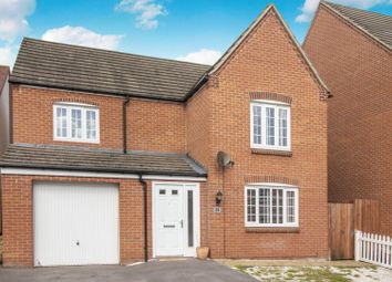Thumbnail 4 bed detached house for sale in Sunflower Way, Andover