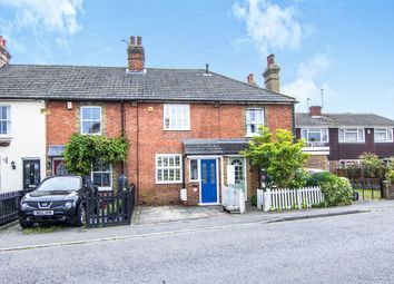 Thumbnail 3 bedroom terraced house for sale in Woodman Road, Warley, Brentwood