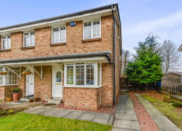 Thumbnail 3 bed semi-detached house for sale in Strathleven Drive, Alexandria