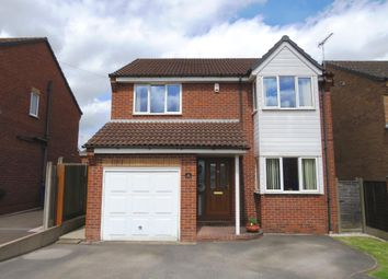 Thumbnail 4 bed detached house for sale in Jennings Way, Burton-On-Trent