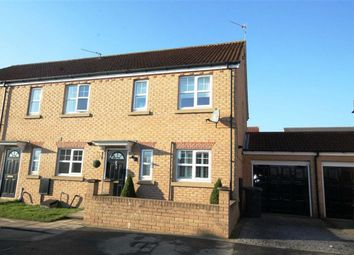Thumbnail 3 bed semi-detached house for sale in Brown Court, Crook, Co Durham