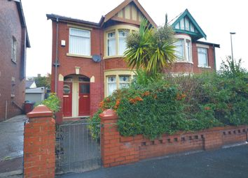 Thumbnail 1 bed flat to rent in St. Ives Avenue, Blackpool