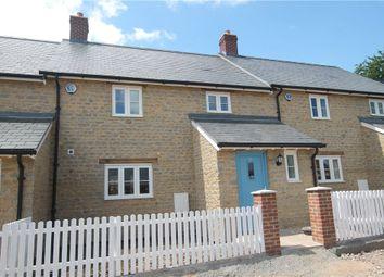 Thumbnail 3 bed terraced house for sale in Station Road, Stalbridge, Sturminster Newton, Dorset