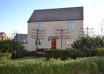 Thumbnail 3 bed detached house for sale in Sanders Close, Swindon