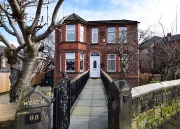 Thumbnail 4 bed detached house for sale in Tollemache Road, Prenton