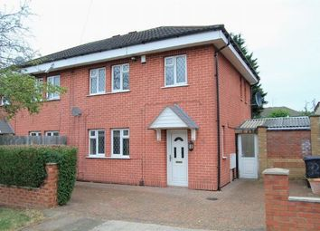 Thumbnail 3 bedroom semi-detached house for sale in Whiteland Road, The Headlands, Northampton