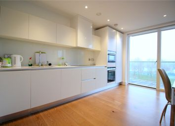 Thumbnail 3 bed flat to rent in Wallace Court, 42 Tizzard Grove, London