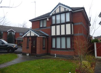 Thumbnail 4 bed detached house to rent in Silverlime Gardens, St Helens