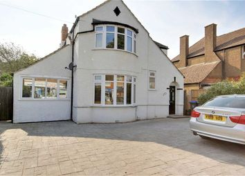 Thumbnail 3 bed detached house for sale in Findon Road, Findon Valley, Worthing, West Sussex