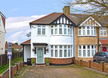 Thumbnail 3 bed end terrace house for sale in Greenway, Chislehurst, Kent