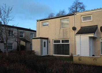 Thumbnail 2 bed end terrace house for sale in Kilkerran, Kilwinning, North Ayrshire