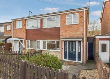 Thumbnail 3 bed semi-detached house for sale in Kiln Road, Shaw, Newbury