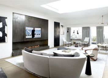 Thumbnail 3 bedroom flat for sale in The Wedgwood, Penthouse Apartment, The Park Crescent, Regent's Park