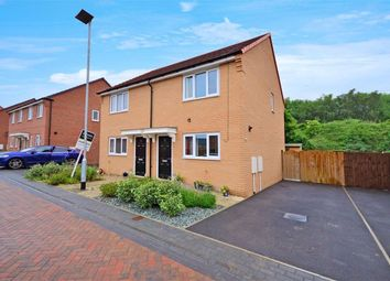 Thumbnail 2 bed semi-detached house to rent in Stope Avenue, Kinsley, Pontefract