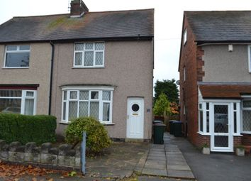 Thumbnail 2 bed terraced house to rent in Beanfield Avenue, Finham, Coventry