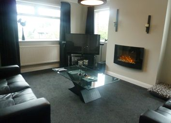 Thumbnail 3 bed flat to rent in Longsight Road, Bury