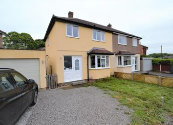 Thumbnail 3 bed semi-detached house for sale in Grosvenor Way, Lepton, Huddersfield